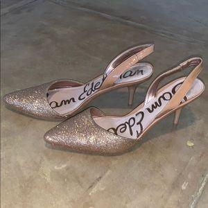 Sam Edelman sparkly heels
